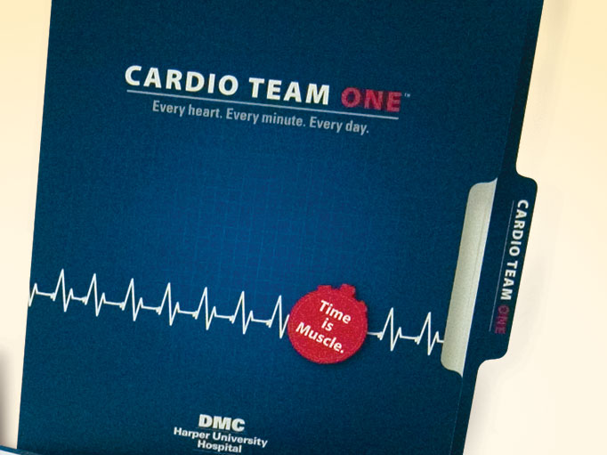 Detroit Medical Center Cardio Team One