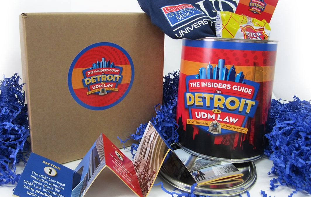 University of Detroit Mercy School of Law Admissions Promotion