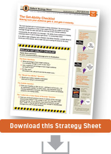 Download Bidlack Strategy Sheet 1: Communicating With The Black Dog