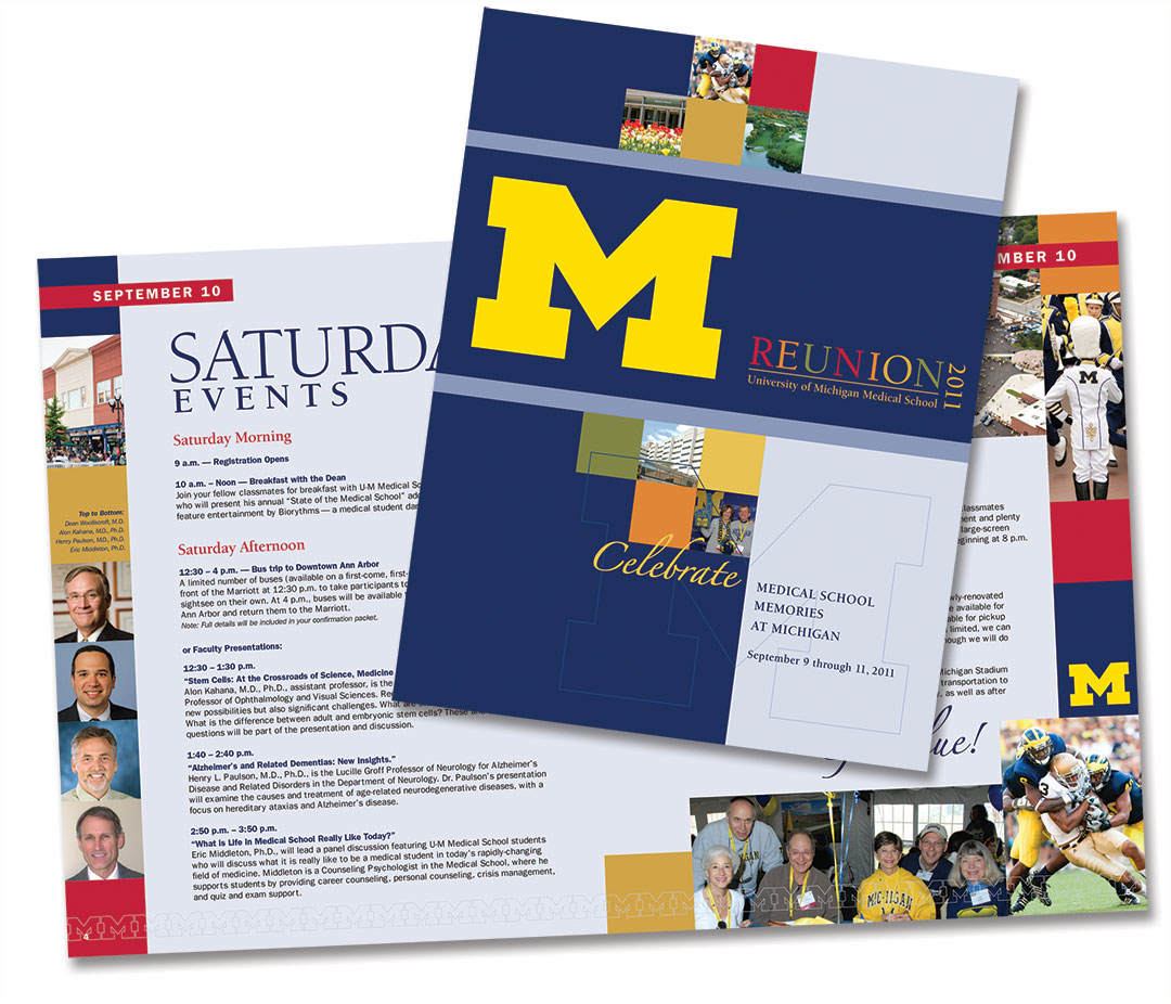 University of Michigan Medical School Alumni Reunion