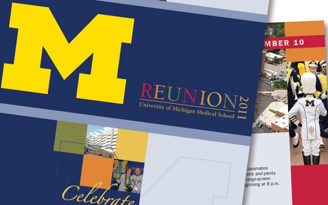 University of Michigan Medical School Alumni Reunion