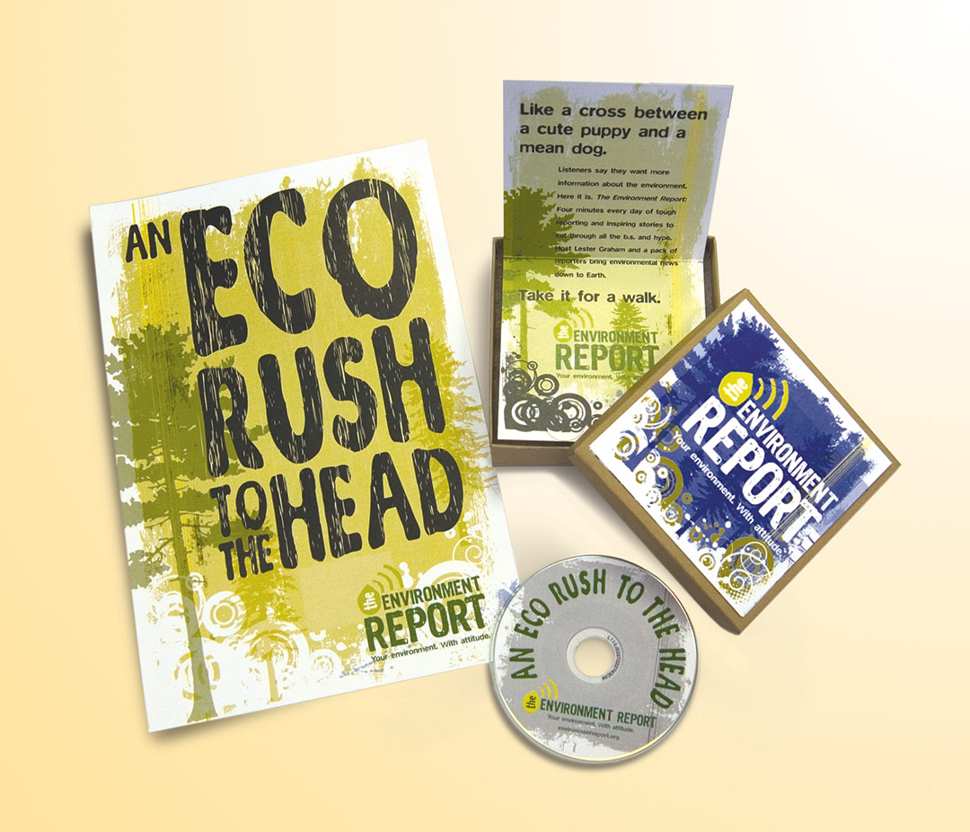 Environment Report Radio