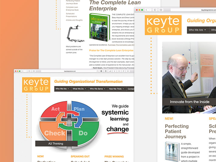 Keyte Group Website