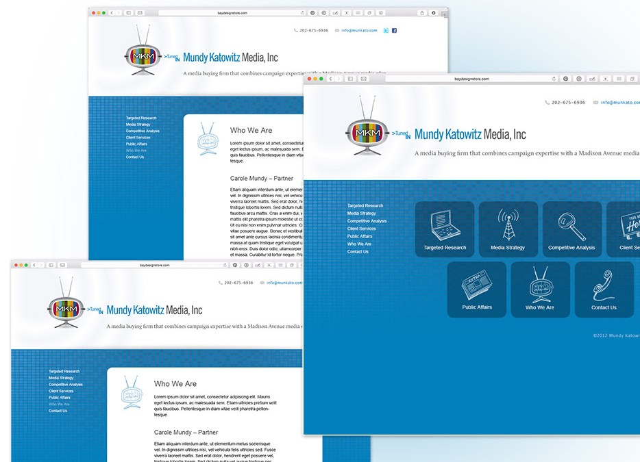 Mundy Katowitz Media Website